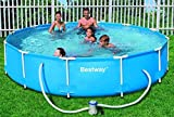 Steel Pro 12' x 30' Frame Pool Set