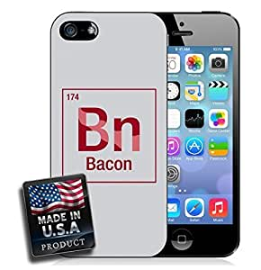 Bacon Periodic Table Science Food Funny For SamSung Note 2 Phone Case Cover Hard Case