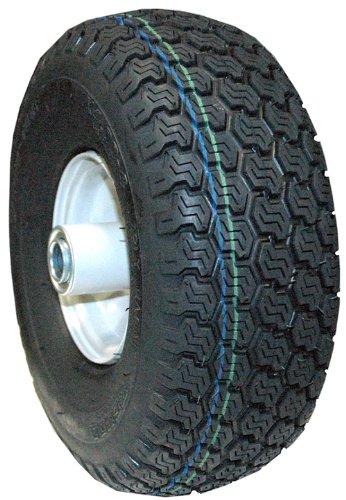 (Rotary 10106 Front Wheel Assembly - 11 x 400 x 4 (Gray))