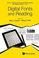 Digital Fonts and Reading Front Cover
