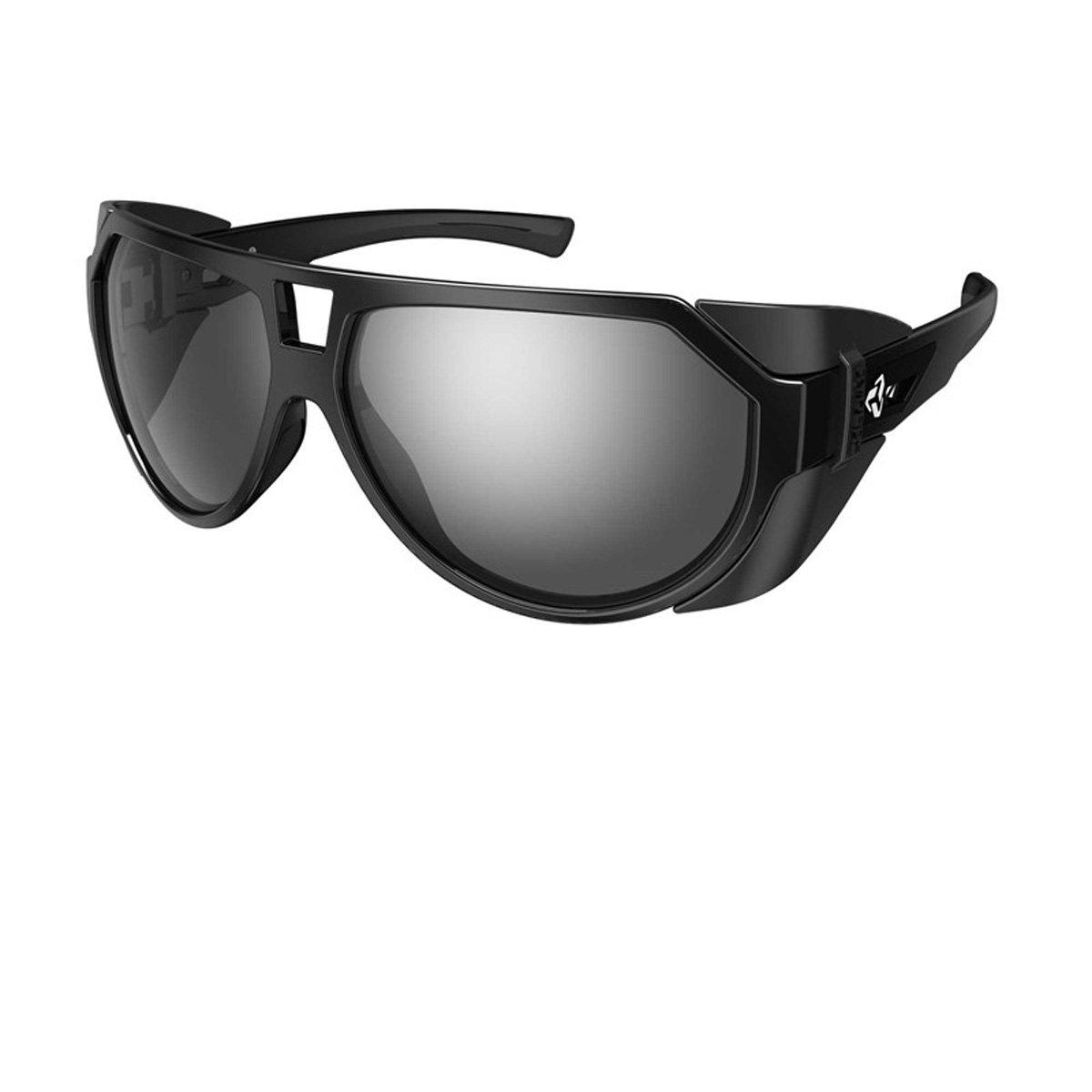 超美品の Ryders Eyewear Tsuga曇り止めサングラス B0716R51HZ BLACK// BLACK GREY LENS Ryders SILVER FM ANTI-FOG BLACK/ GREY LENS SILVER FM ANTI-FOG, 西脇市:87165958 --- vilazh.indexis.ru