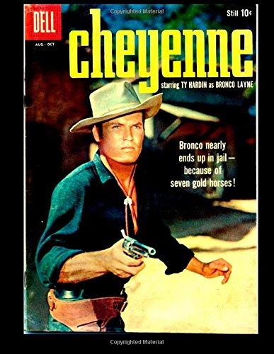 Cheyenne #12: Old Western Comic 1959 pdf epub