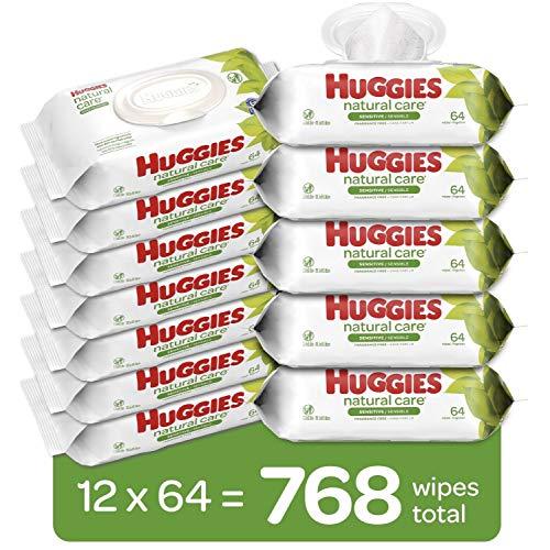 Huggies Natural Care Sensitive