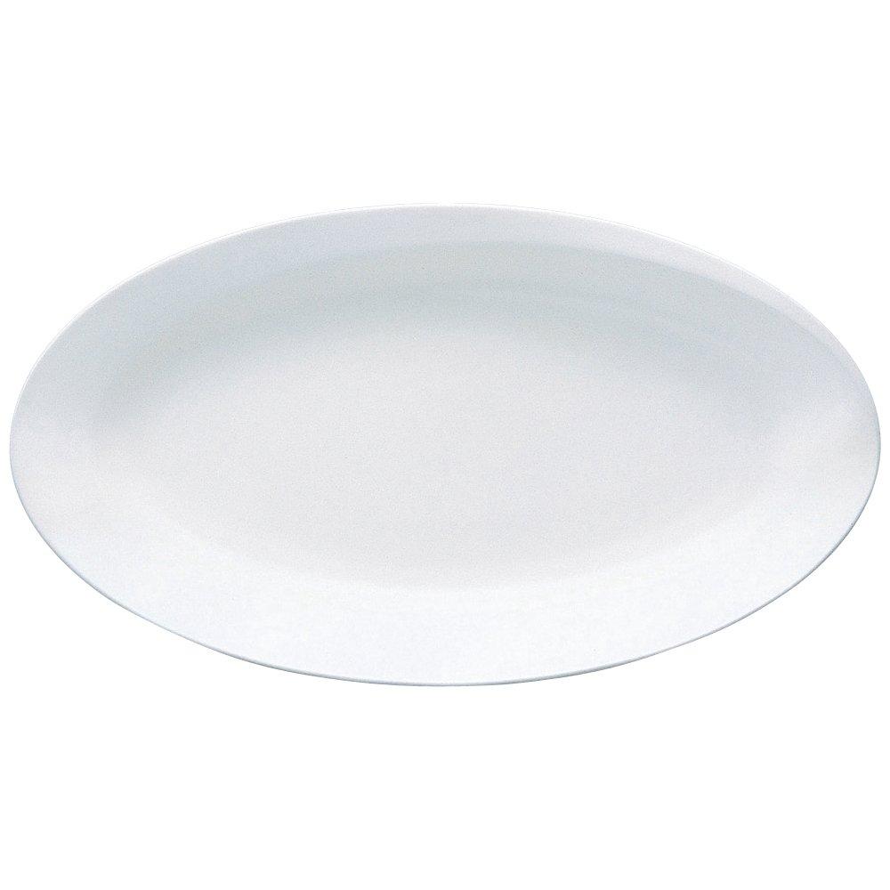 NARUMI(ナルミ) エスプリ オーバルフィッシュプラター ホワイト 50cm 50180-5175   B00200YTCS