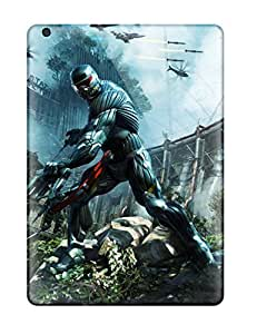 Air Scratch-proof Protection Cases Covers For Ipad/ Hot Crysis 3 Fighters Phone Cases