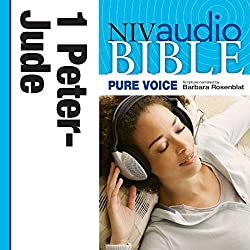 NIV New Testament Audio Bible, Female Voice Only: 1 and 2 Peter, 1, 2 and 3 John, and Jude