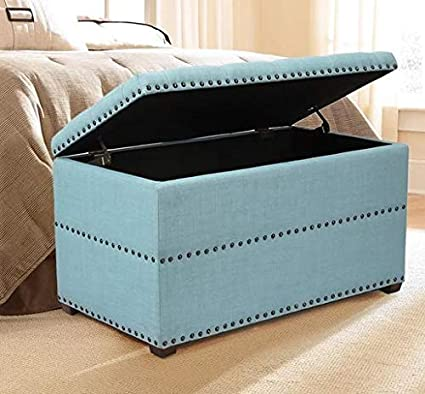 Enjoyable Amazon Com End Of Bed Storage Bench Bedroom Benches At Foot Camellatalisay Diy Chair Ideas Camellatalisaycom