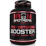 Testosterone Booster for Men - Estrogen Blocker - Supplement Natural Energy, Strength & Stamina - Lean Muscle Growth - Promotes Fat Loss - Increase Male Performance - 90 Veg Caps Test Boost