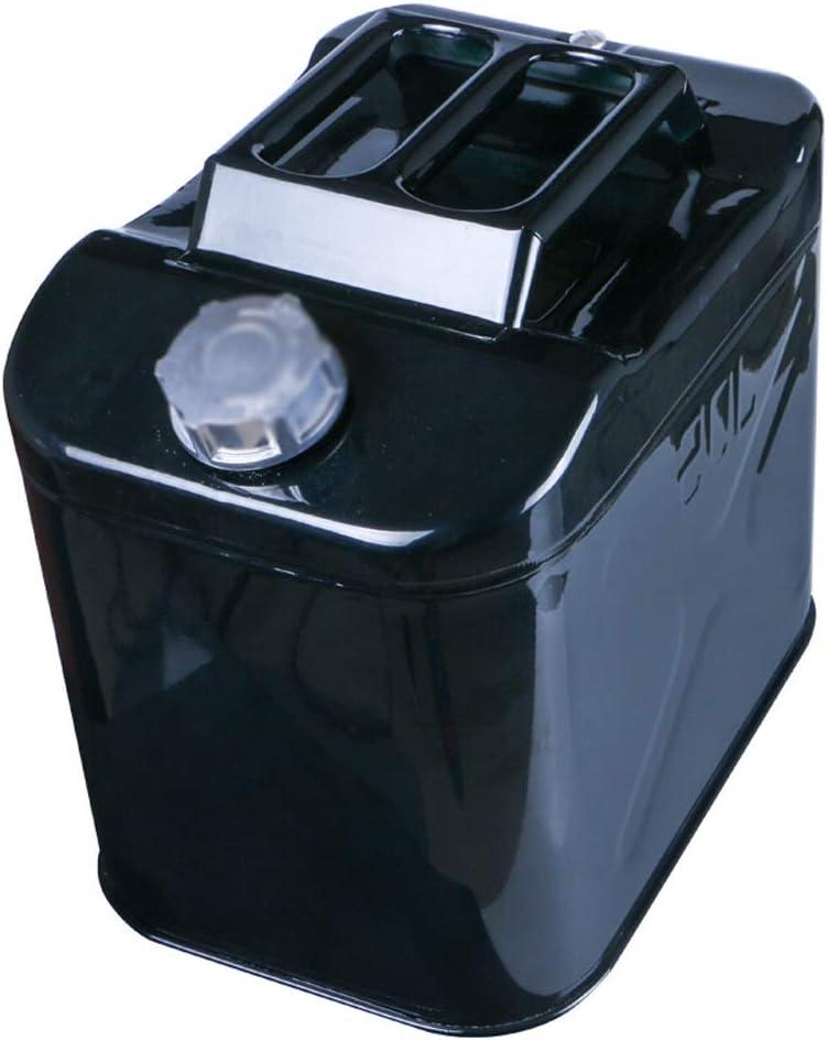 PR Satteltasche f/ür Doppelkanister 3+1,5L schwarz