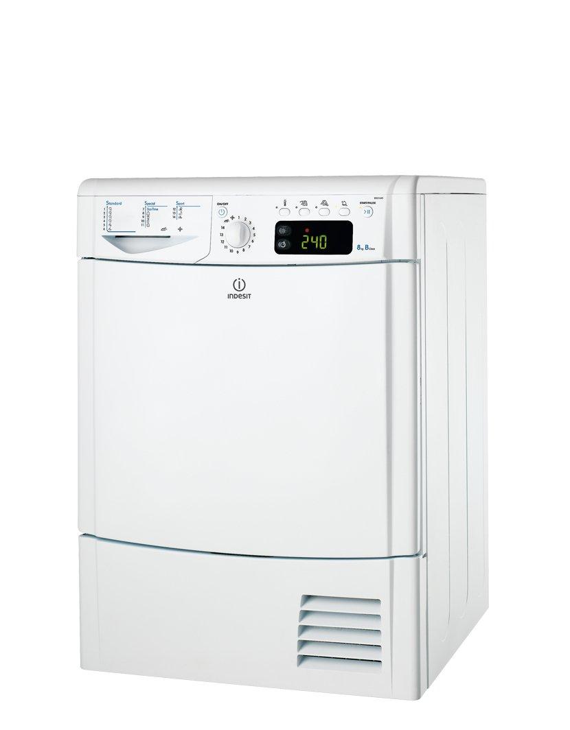 Indesit IDCE G45 B (EU) B Libera installazione 8kg Front-load Bianco