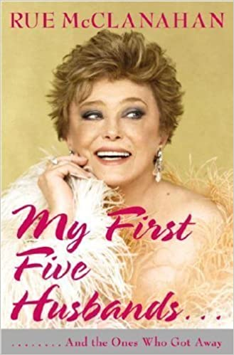 Book By Rue McClanahan: My First Five Husbands..And the Ones Who Got Away