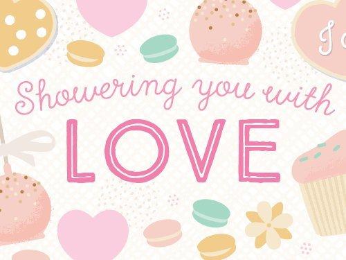 Bridal shower gift card link image