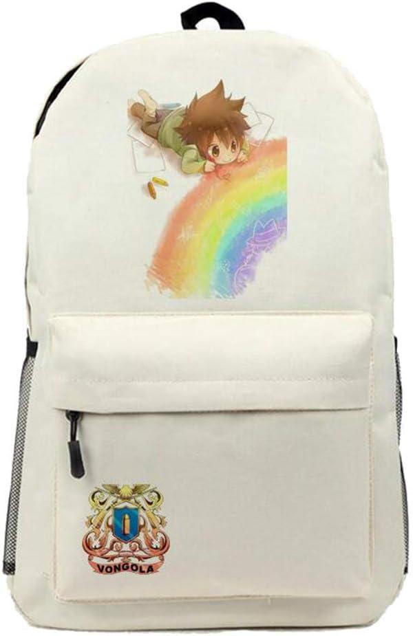 Gumstyle Hitman Reborn Anime Cosplay Handbag Messenger Bag Shoulder School Bags