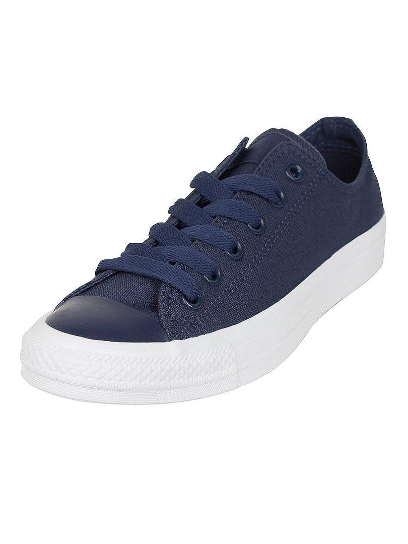 Navy 9.0 M CONVERSE Mens All Star Ox Sneaker