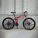 511lIYJ3XFL. SS150 WJH 26 Pollici per Adulti Mountain Bike, Una variabile Ruota off-Road velocità Uomini e Donne Biciclette