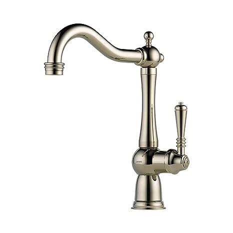 Brizo 61036LF-PN Tresa Kitchen Faucet Single Handle ...