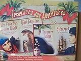 Treasure & Adventure: Treasure Island; Kidnapped; Rikki-Tikki-Tavi; Tales from the Arabian Nights (Naxos Classics)