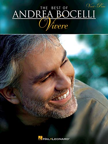 Image for The Best of Andrea Bocelli: Vivere Songbook