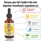 GreenPeach All Natural Gripe Water for Babies with