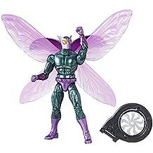 Marvel Legends Spider-Man Beetle Action Figure (Build Vulture's Flight Gear), 6 inches