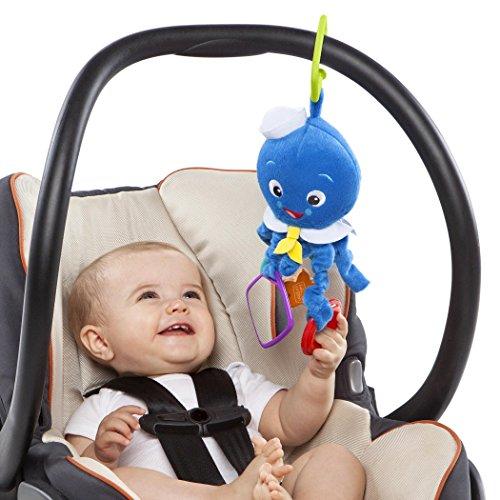 511lJXyzBFL - Baby Einstein Activity Arms Toy, Octopus