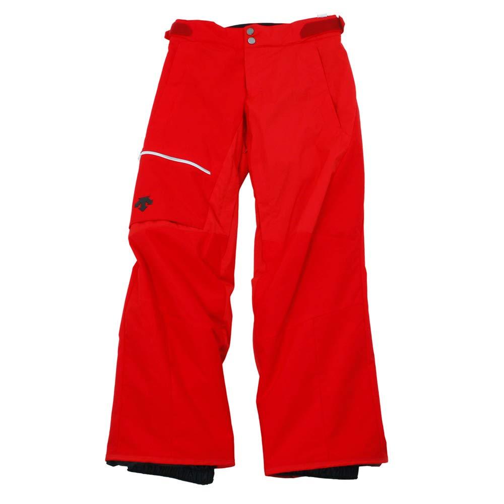 デサント(デサント) S.I.O パンツ 40S DWUMJD51 ERD スキーウェア メンズ B07HF7NT8Y  レッド L