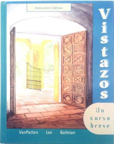 Vistazos: Un Curso Breve (Spanish Edition)
