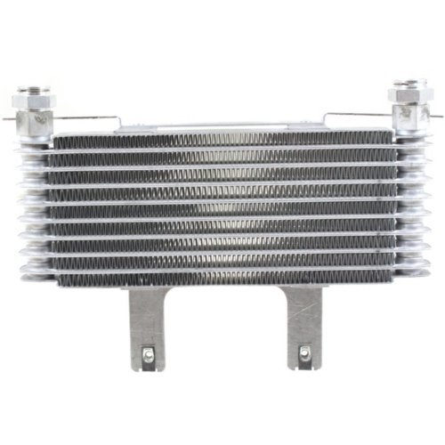 Price comparison product image Make Auto Parts Manufacturing New Factory Finish Quick Inlet & Outlet Connect Transmission Oil Cooler Aluminum For Chevrolet Silverado 2500 01-04 / GMC Sierra 2500 01-04 - GM4050106