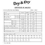 Dry & Dry 1 Gram [200 Packets] Premium Silica Gel