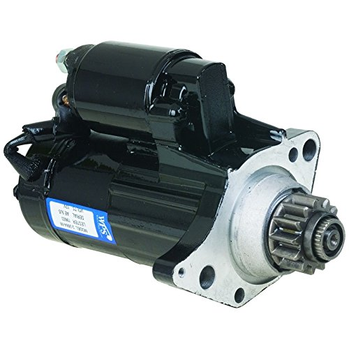 [Parts Player New Marine Starter For Honda 4 Stroke Outboards 75HP 90HP 115HP 130HP BF] (Honda Outboard Parts)