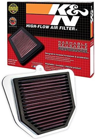 Ya 1006 K N Ersatz Luftfilter Kompatibel Mit Yamaha Fz1 06 13 Powersports Luftfilter Auto