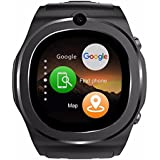 New 3G WCDMA Q98 Smart watch 1.54 IPS Screen 1.3GHz CPU Android 5.1 MTk6580 RAM 512MB ROM 4GB Support SIM SD Card Bluetooth WIFI GPS SMS 0.3MP Camera ...