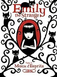 Emily the Strange, Tome 4 : Maux d'esprits par Rob Reger