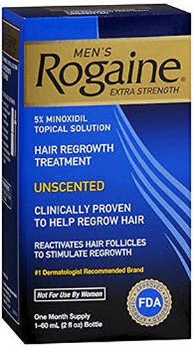 Rogaine Men Extra Strength Oz