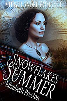 Snowflakes in Summer (Time Tumble Series Book 1) by [Preston, Elizabeth]