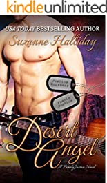 Desert Angel (Family Justice Book 2)