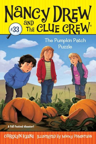 The Pumpkin Patch Puzzle (Nancy Drew and the Clue Crew Book 33) ()