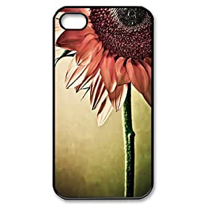 "Caitin Popular Peach Sunflower Cases Cover Shell for Iphone 6 Plus(5.5"")"