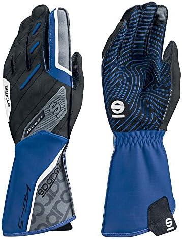 Sparco 00255211az Bewegung Handschuhe Kg 5 Tg 11 Blue Blau Auto