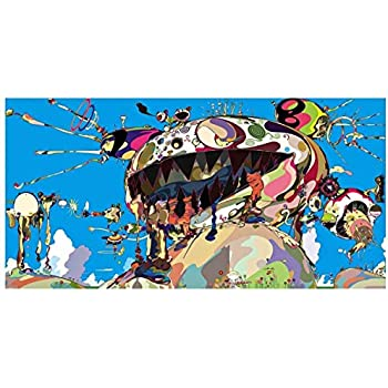 Amazon.com: Ultimate Poster Takashi MURAKAMI Flowers