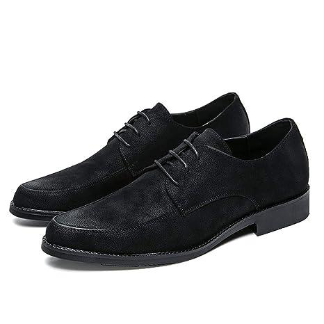 Fang-shoes, 2018 Zapatos Hombre, Moda Masculina señalado Moda Juvenil británica Moda Formal
