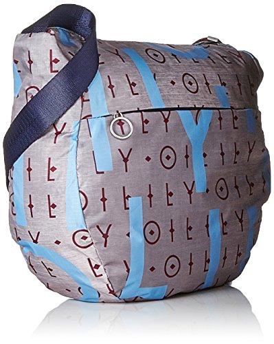 Shoulderbag Lhz Gris bandoulière Oilily Grey Groovy Sacs vUHqnZfw
