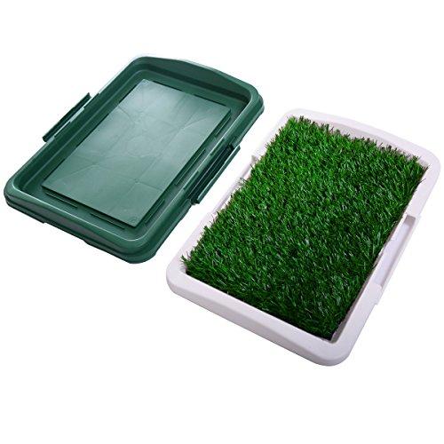 Dog Grass Mat Reviews