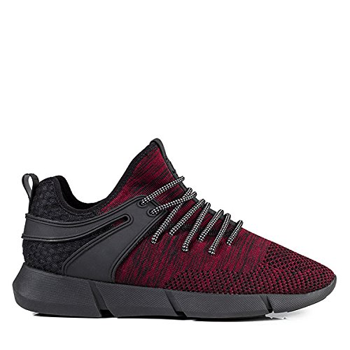 online cheap Cortica Infinity 1 Trainers Burgundy Knit outlet discounts CNCPpCwV
