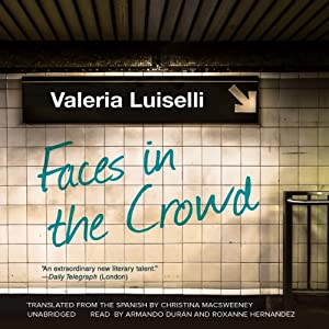 Faces in the Crowd Audiobook