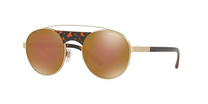 a101a4dbb6d2 ARMANI Men s 0AR6047 30027D 53 Sunglasses