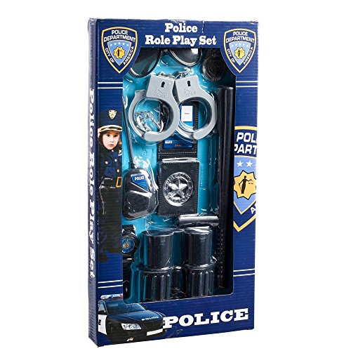 Police Officer Deputy Role Play Kit For Kids By Dress Up America -