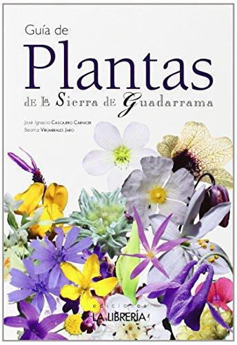 Descargar Libro Guía De Plantas De La Sierra De Guadarrama José Ignacio Cascajero Carnicer