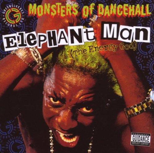 Energy God: Monsters of Dancehall