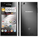 Lenovo K900 3G Unlocked Smartphone OTG 13MP Android 4.2 5.5'' 1920*1080 (FHD) RAM 2GB+ROM 16GB Inter Atom 2.0GHz Dual Core Micro SIM WCDMA GSM, black (Phone)